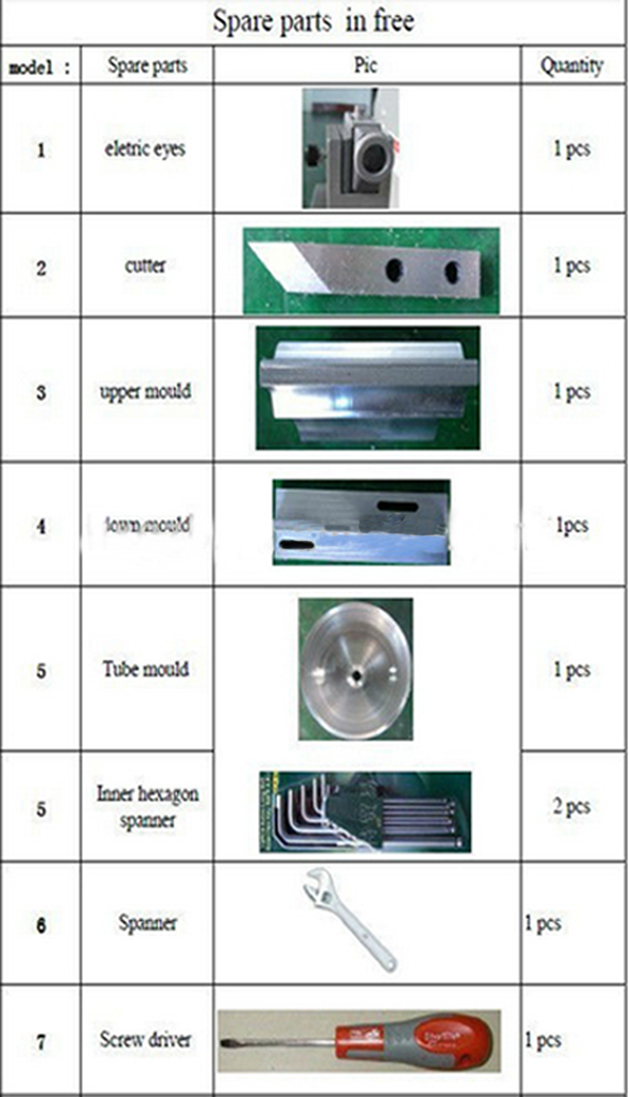 spare parts for sealing machine ultrasonic.jpg