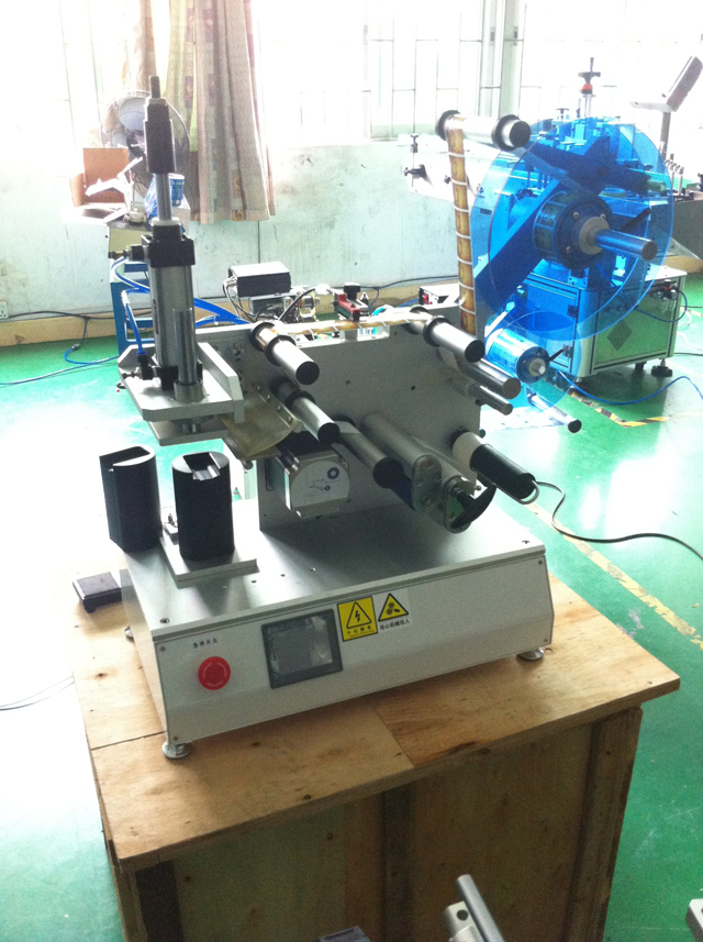 model YX-LM510 SEMI automatic labeling machines.jpg