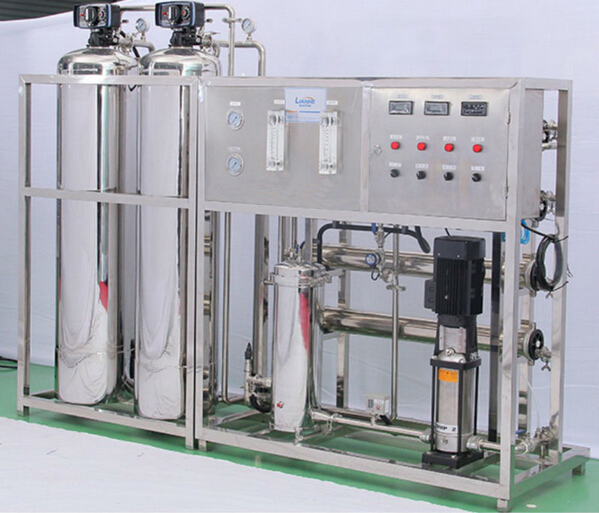 stainless steel reverse osmosis treatment industrial water purification system 500LPH water purifier filter equipment
