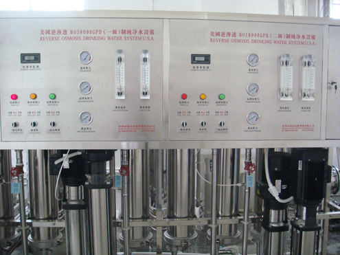 Stainless steel water purification system EDI UV Accessory for dental hospital tap water purifier 1000L filter treatment