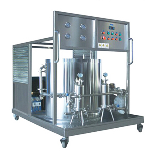perfume making machine blending tank perfume mixer equipment freezing tanks filter system cosmetic liquid making machine