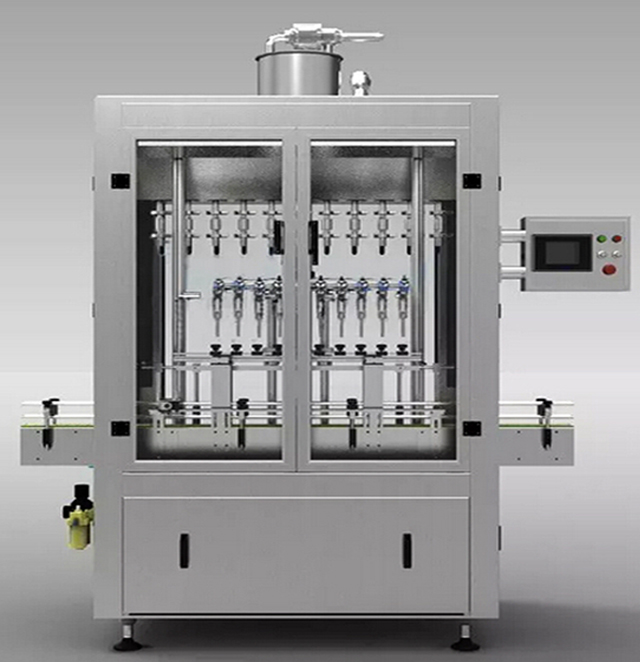 plastic bottles milk gravity filling foil film forming sealing line automatic liquid filler sealer customized equipment