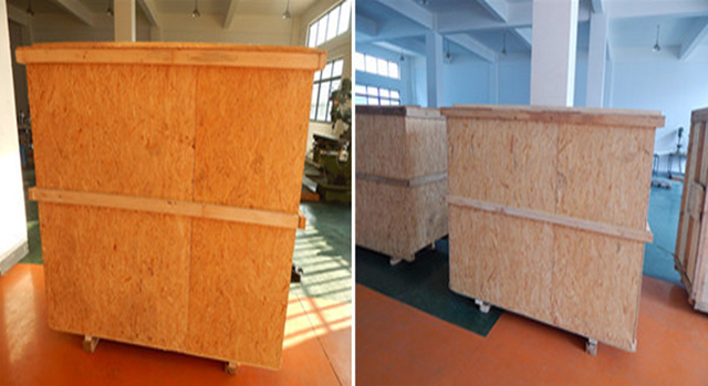 wooden case packing for filling capping powder.jpg