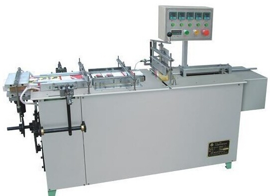 transparent film 3D cellophane overwrapping machine small boxes shrink wrapping packaging machinery semi automatic for soaps cigarette condoms containers