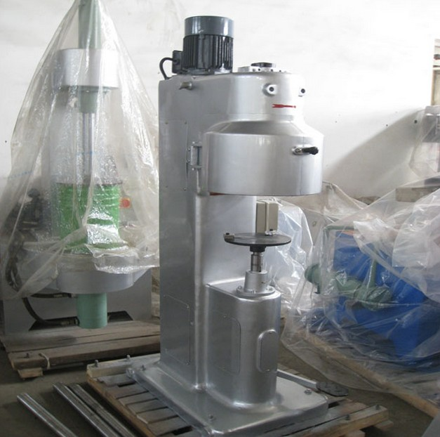 metal cans sealing machines semi automatic manual milk powder food packaging containers sealer equipment seaming equipments