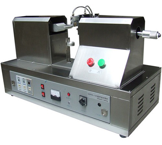 Ultrasonic tubes plastic laminated soft tube sealing machinery semi automatic ultrasound sealer equipment manual
